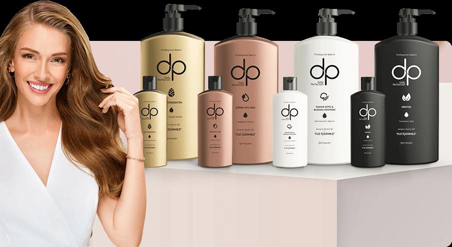 dp Daily Perfection Şampuan Serisi